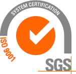 SGS ISO 9001 TCL LR
